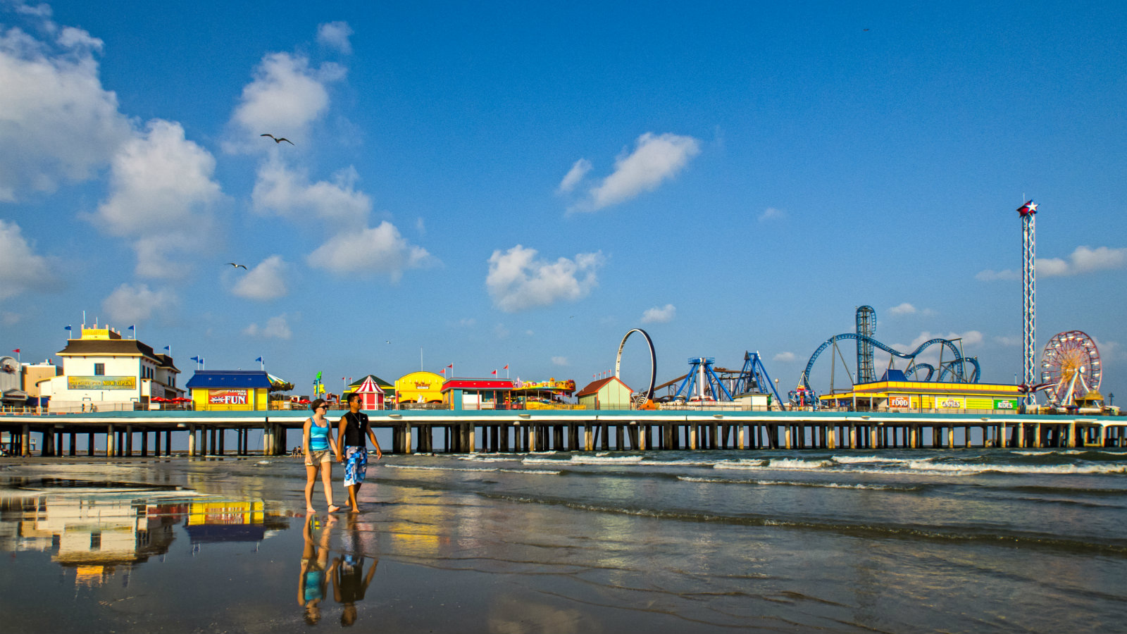 Hotels Near Pleasure Pier Galveston